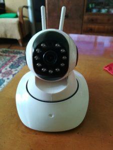 Cameră de supraveghere HD Wifi cu vizualizare 360 ° YOUSEE photo review