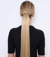 Insert păr pentru coadă PONYTAIL photo review