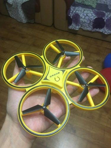 Firefly Drone photo review