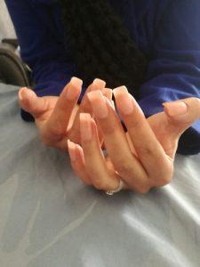 Set de gel de unghii GLAMNAILS FRANCHESKA photo review