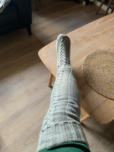 Șosete calde de iarnă COMFY photo review