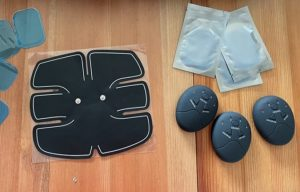 Stimulator de mușchi abdominali SIXPACK photo review