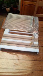 Organizator de bucătărie cu lame ascunse 3 în 1 KOCHE photo review