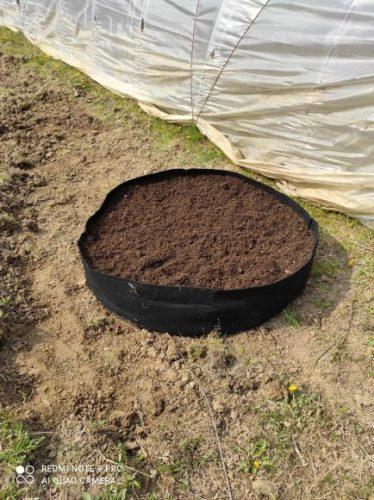 MINI GARDEN Grădină pliabilă din țesătură durabilă photo review