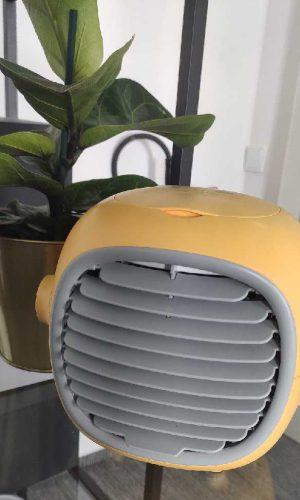 Aparat de aer condiționat portabil pentru răcirea, curățarea și umidificarea aerului MINICOOLER photo review