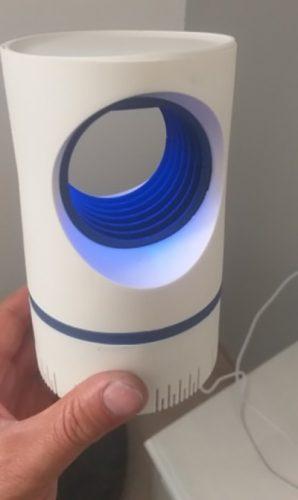 MosquitoLamp Lampă UV pentru țânțari photo review