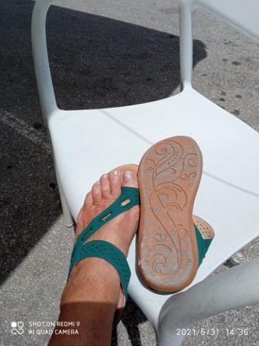 Ortopedski sandali Dr. Care Woman photo review