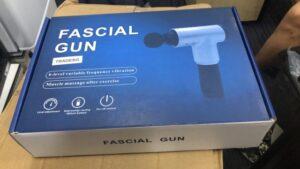 Pistol de masaj RELAX PRO pentru relaxarea mușchilor și a nodurilor profunde photo review